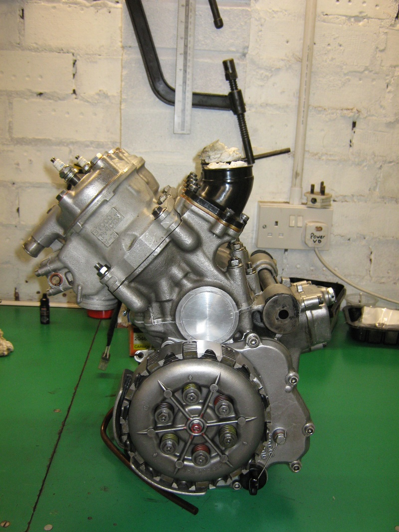 Two Stroke Engine Rebuilds